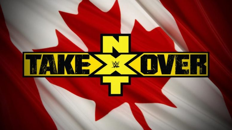 Watch WWE NXT TakeOver Toronto Canada