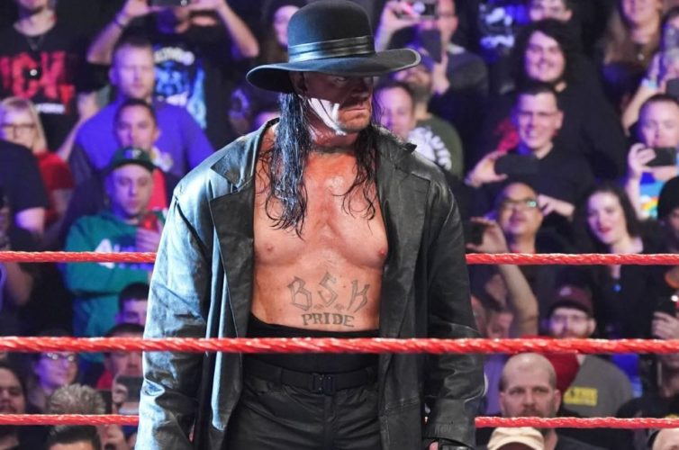 The Undertaker Was Originally Set To Face THIS STAR At WWE Super Showdown 2