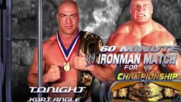 best Kurt angle matches
