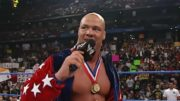 Kurt Angle Wrestlemania Matches