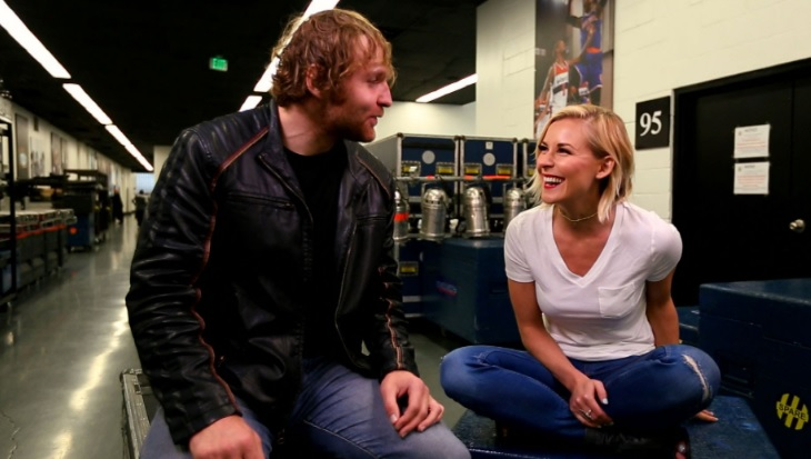 Dean Ambrose Wife (Photo) - Who Is He Married To? - IWNerd com